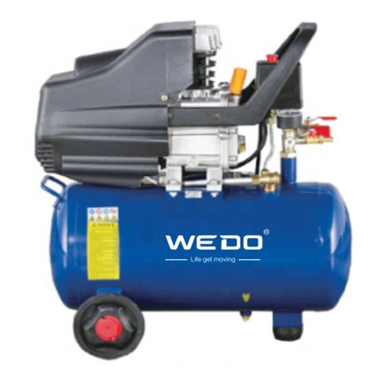 Copper Wire Pump Ce Approved Direct Drive Air Compressor