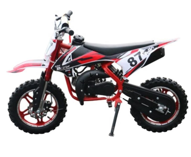 Dirt bike-<span class=keywords><strong>Mini</strong></span> Moto Cross Pocket, motor <span class=keywords><strong>de</strong></span> arranque <span class=keywords><strong>de</strong></span> 2 tiempos, <span class=keywords><strong>49cc</strong></span>, Gas/combustible