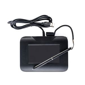 Bank Electronic Signature Pad with Pen/Digital Writing Pad for Laptop
