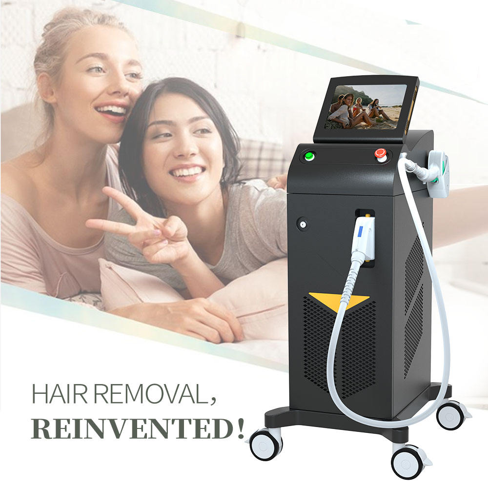 2020 TUV Medical CE approved Ice Platinum Speed 755 808 1064 nm diode laser hair removal machine Soprano Ice platinum price