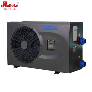JIADELE Custom spa jacuzzi swimming pool heat pump water heater central heating circulation pump