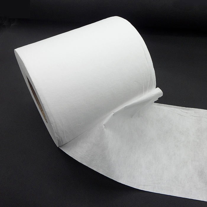 100%PP BFE99 Standard Meltblown Nonwoven Fabric For Mask