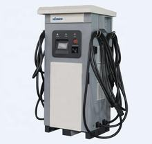HICONICS CE Certified OCPP 1.6J Supported 30-150kw CCS2 EV chargers Fast Charging Station for EV Cars and Buses
