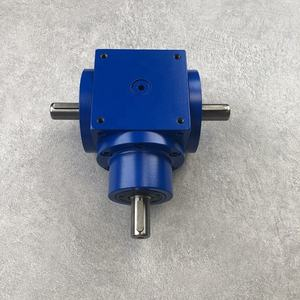 small right angle gearbox bevel gearbox 90 degree Bevel gear steering gear marine gearbox