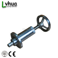 Plastic Pellets Cutter Hand Wheel For Lvdao Plastic Recycling Machine Parts