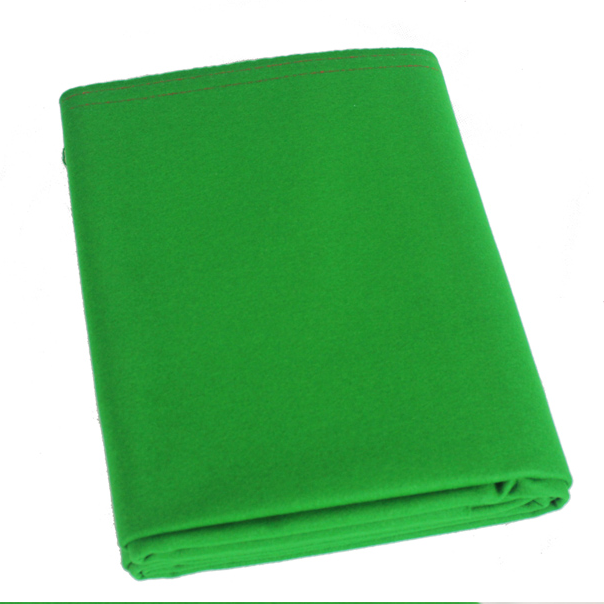 7FT 8FT 9FT Nylon Polyester Billiard Pool Table replace Cloth 1.55m width Billiard Table Felt for change