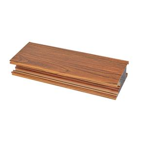 Aluminum extrusion profile CNC for windows and doors frame wood grain