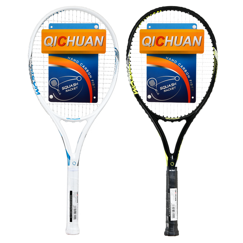 Whizz High Quality Professional Training 100% Full-Carbon Graphite tennis racket