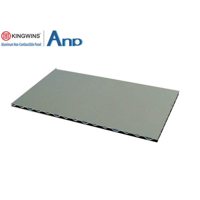A2 fireproof, Aluminum sandwich panel, PVDF roll coating exterior wall cladding/s85