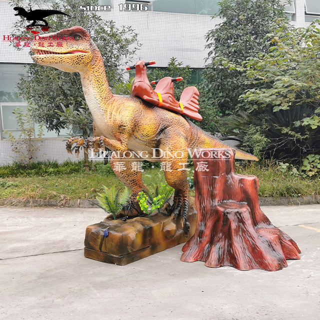 Hualong Dino Works High Quality Remote Control Dinosaur Rides Suppliers