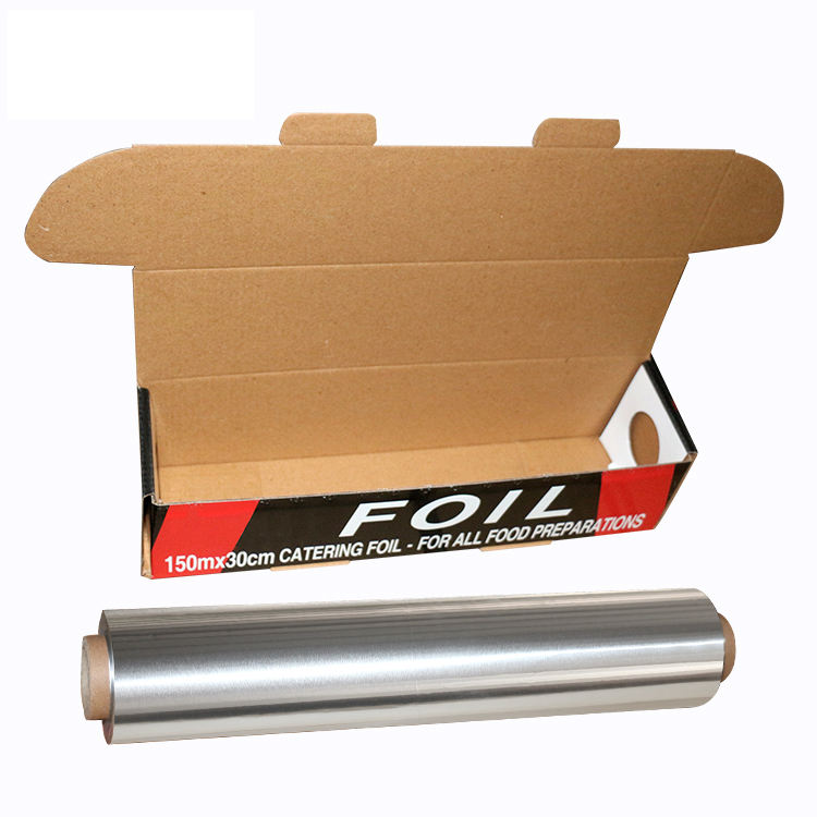 Aluminium foil for food packing manufacturer in china