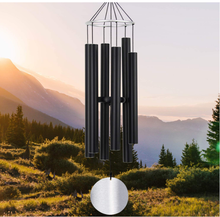 36Inch Large Wind Chimes Outdoor Large Deep Tone, Amazing Grace Tuned Relaxing Soothing Low Bass,Memorial Wind Chimes