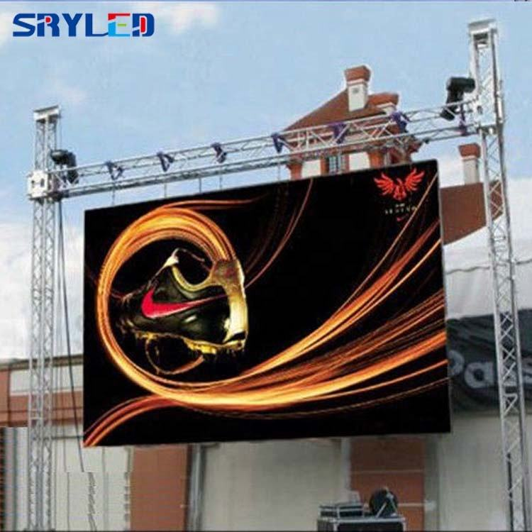 High Refresh Seamless Pixel 2.9mm Outdoor Stage Backdrop Slim P2.9 Led Screen