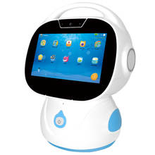 China Factory Wholesale Smart Learning Interactive Machine Kids Early  Education Intelligent Toys Educational Robot