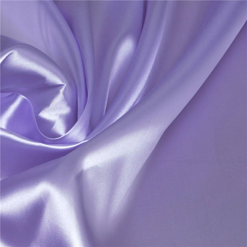 Recycled Fabric Factory Price Raw Chiffon Textile Recycled Satin Fabric Denim Pocket Lining