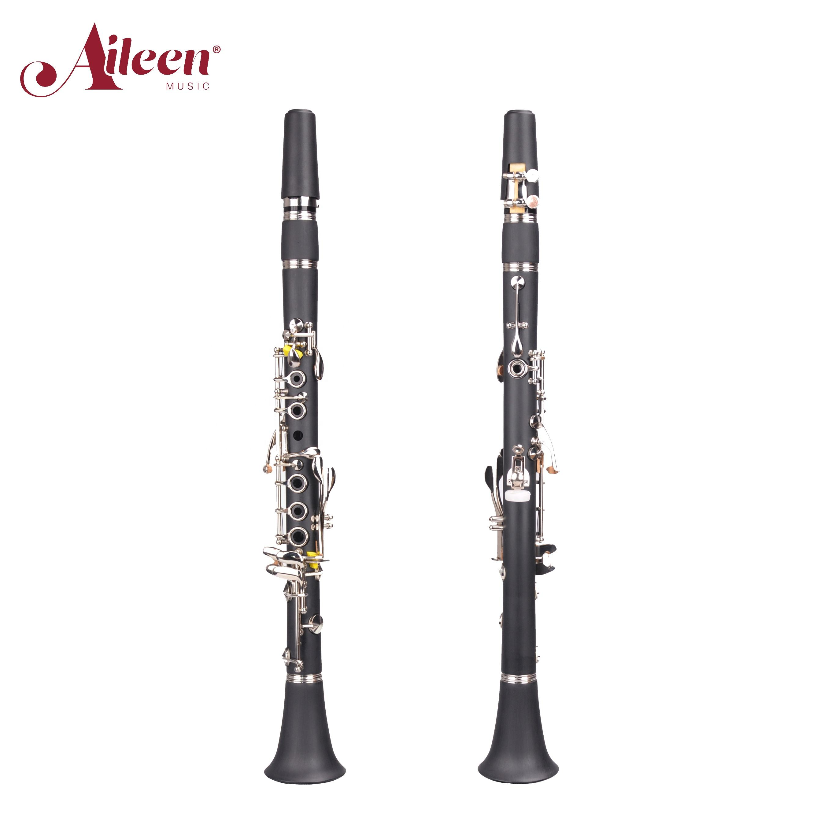 AileenMusic<span class=keywords><strong>คุณภาพ</strong></span>สูงขายส่งBE 17คีย์<span class=keywords><strong>Clarinet</strong></span> (CL-C4503N)
