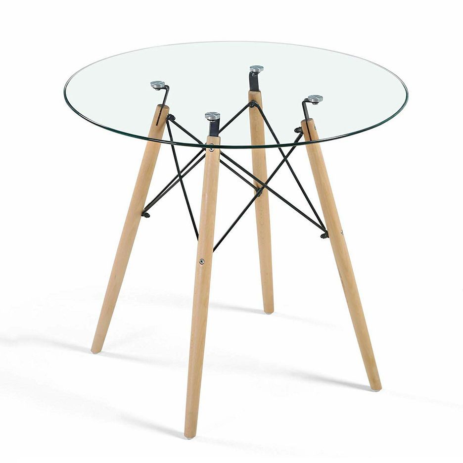 Living room furniture modern glass coffee table cheap center table for sale,glass coffee/tea table with metal legs