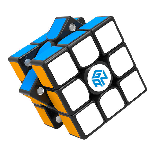 GAN356 X 3*3 Cube Numerical Competition Racing gans Speed Puzzle Toys Mind Games Magic Cube Magnet Stickerless 3*3*3 Kids Gifts