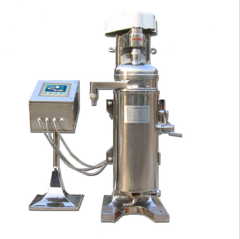 Hot Sale Milk Cream and Milk Fat Centrifuge for Vegetable oil of Separator Machinery