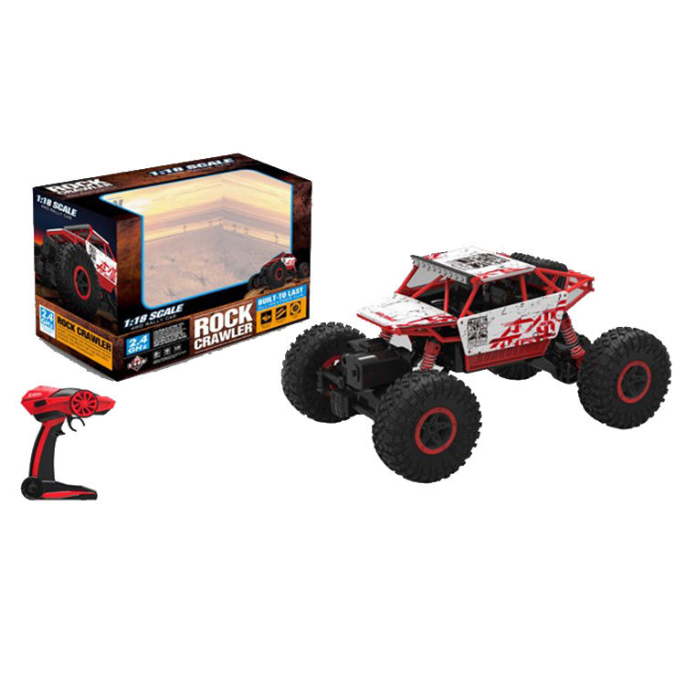 RC Radio Control Spielzeug! 1:18 RC 4 <span class=keywords><strong>WD</strong></span> Klettern Auto