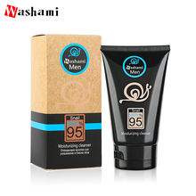 Natural Snail Extra Men's Moisturizing Face Wash & Facial Pore Cleanser