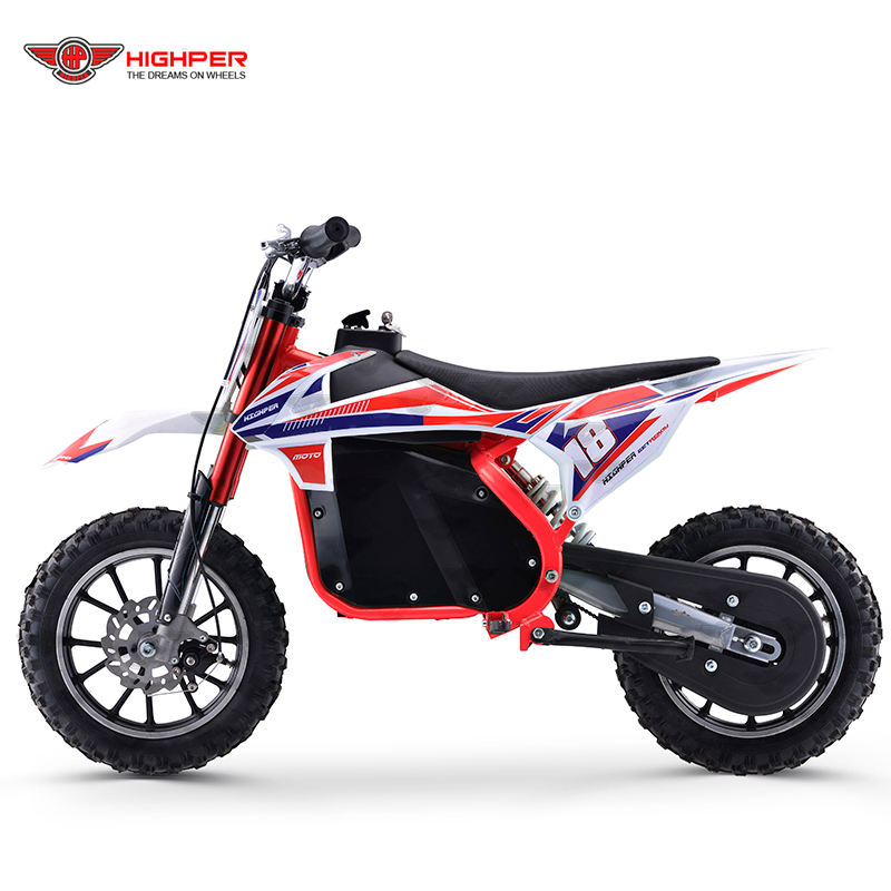 36V 500W 800W Kids Electric PitバイクMini Motorcycle Dirt Bike Motoクロス