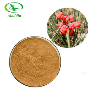 Gmp Fabriek Levering Kruidenextract Ephedra Extract / Ma Huang Extract Poeder