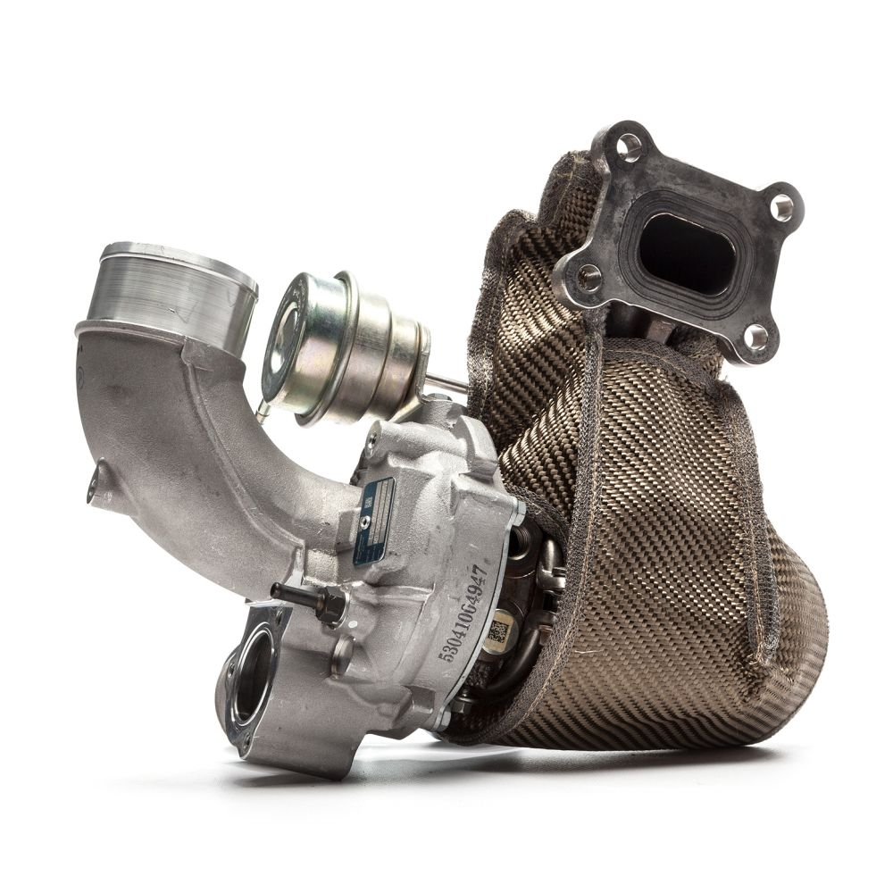 Exhaust Manifold Turbo Blanket