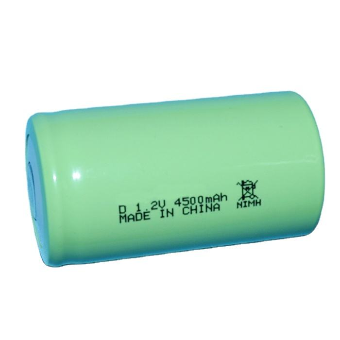 High capacity c 4500mah 1.2v ni-mh rechargeable battery