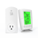 Smart Remote Control Thermostat Used to Control Electric Heating/Cooling Devices