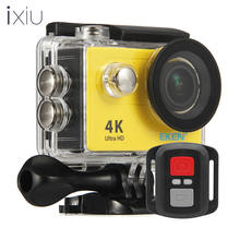 Factory direct EKEN H9 action camera waterproof 3x video full hd wireless camera eken h9r 4k sport camera