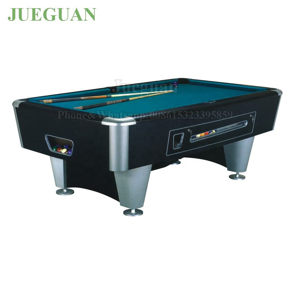 commercial coin operated snooker pool table coin-op billiard snooker