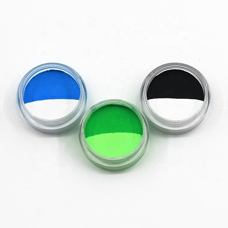 eco friendly water activated eyeliner glow in dark multi colors magic eyeliner for party