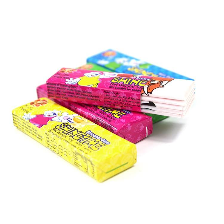 wholesale chewing gum fruity flavor