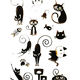 2020 factory wholesale different cat design customized clear stamp