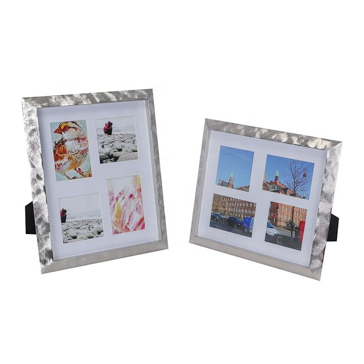 Modern Cheap Removable Silver Photo Frames Picture For Wall Decoration