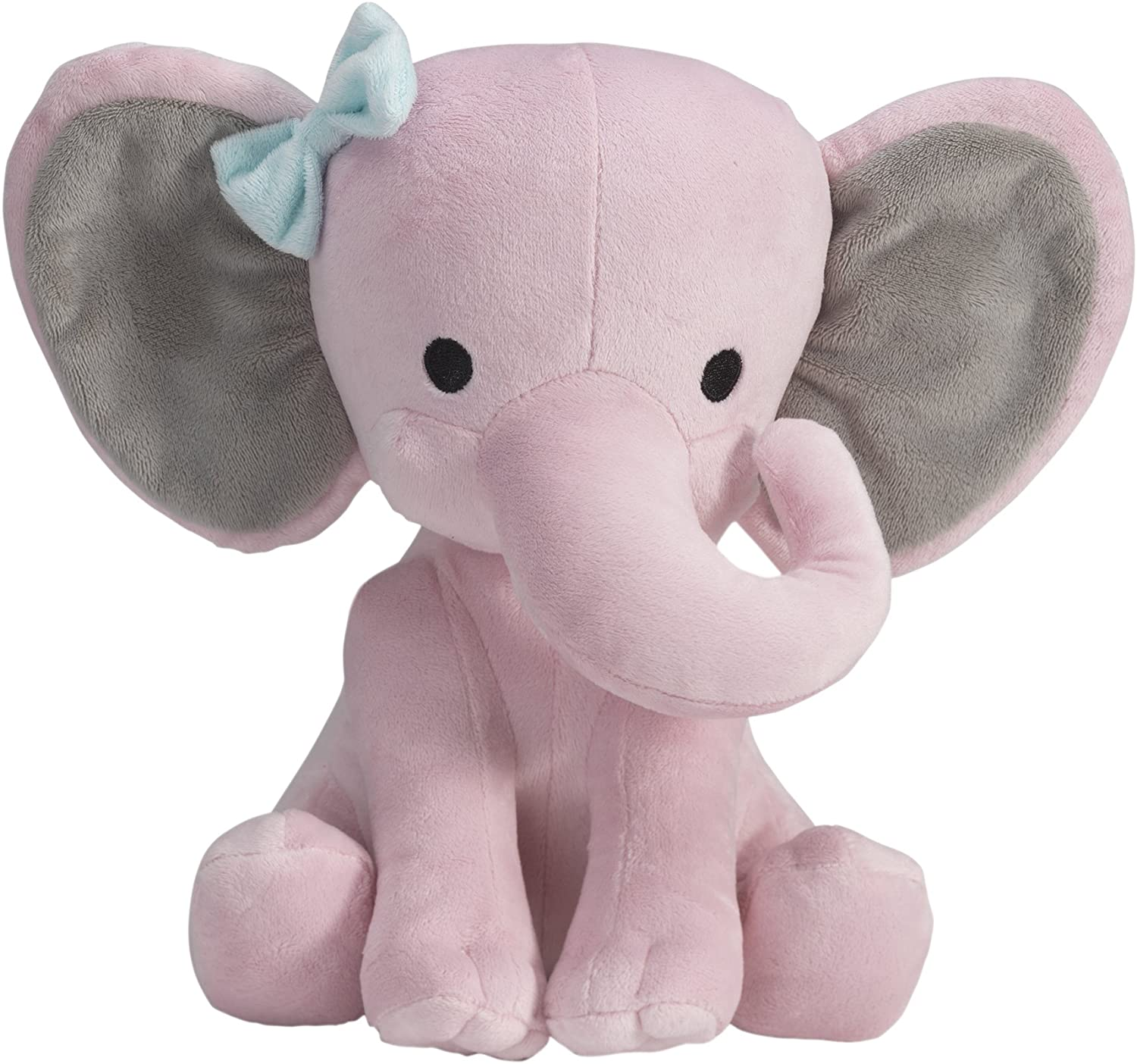 Manufacturer Supplier Animal Cute Doll Long Nose Elephant custom plush toys