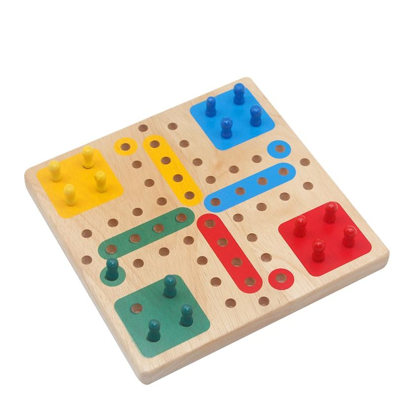 Ludo Games En Chinese <span class=keywords><strong>Checkers</strong></span> Voor Familie Games, Game Nachten, Gift Sets