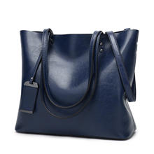 2020 new European and American women's bag European and American cross-border leather bags fashion handbags