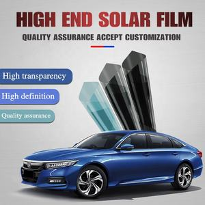Factory High Quality Color Window Tint Car Window Film Nano Ceramic Tints Automotive Window Films transfer film
