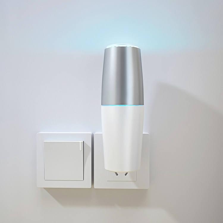 Kizoku mini 254nm lámpara uvc esterilizador coche purificador de aire casa <span class=keywords><strong>uv</strong></span> máquina de esterilización