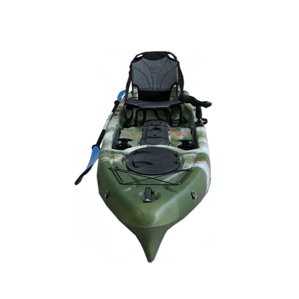 14.1 ft Professional Cheap FISHMAN Fishing Kayak With Rudder