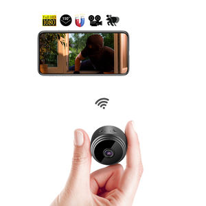 Mini Ip Camera Wifi Verborgen Camera Draadloze Hd 1080P Mini Cam Security Camera Nanny Cam Met Bewegingsdetectie