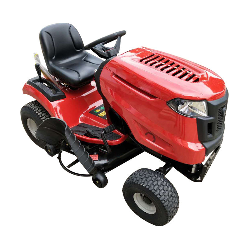 New type turn ride on lawn mower / lawn tractor