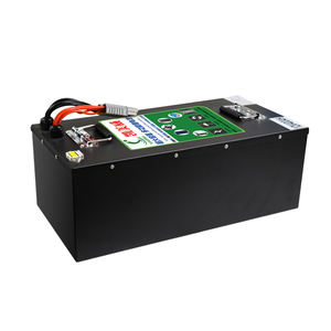 Tiefe Zyklus Power Lifepo4 12V 300ah Lithium-Ionen Batterie packs für RV/Solar System/Yacht/Golf karren Lagerung