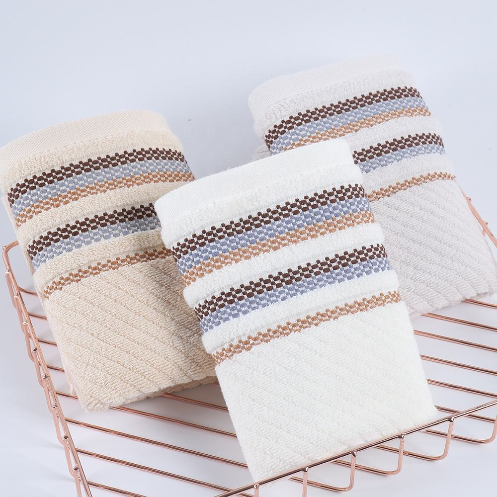 Towels Cotton Sports Face Cotton Towel In Boxes New Design Eco Friendly Reusable Hot Sale