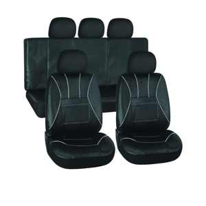 Wholesale universal car seat cover sets leather pvc car seat cover seat cover car sets