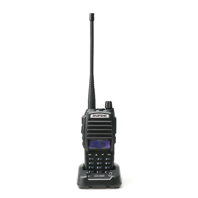 Baofeng UV-82 Dual Band Two Way Radio 5W <span class=keywords><strong>VHF</strong></span> UHF handheld Walkie Talkie