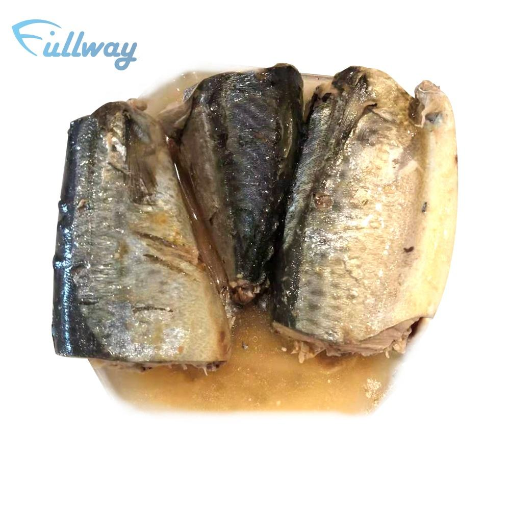 Fish Product Type and mackerel Variety Canned mackerel Fish Chunk Food 170 g /185 g /425g in brine