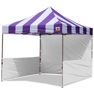 Textile Outdoor Even Pop up Trade Show Aluminium Folding Advertising Tent